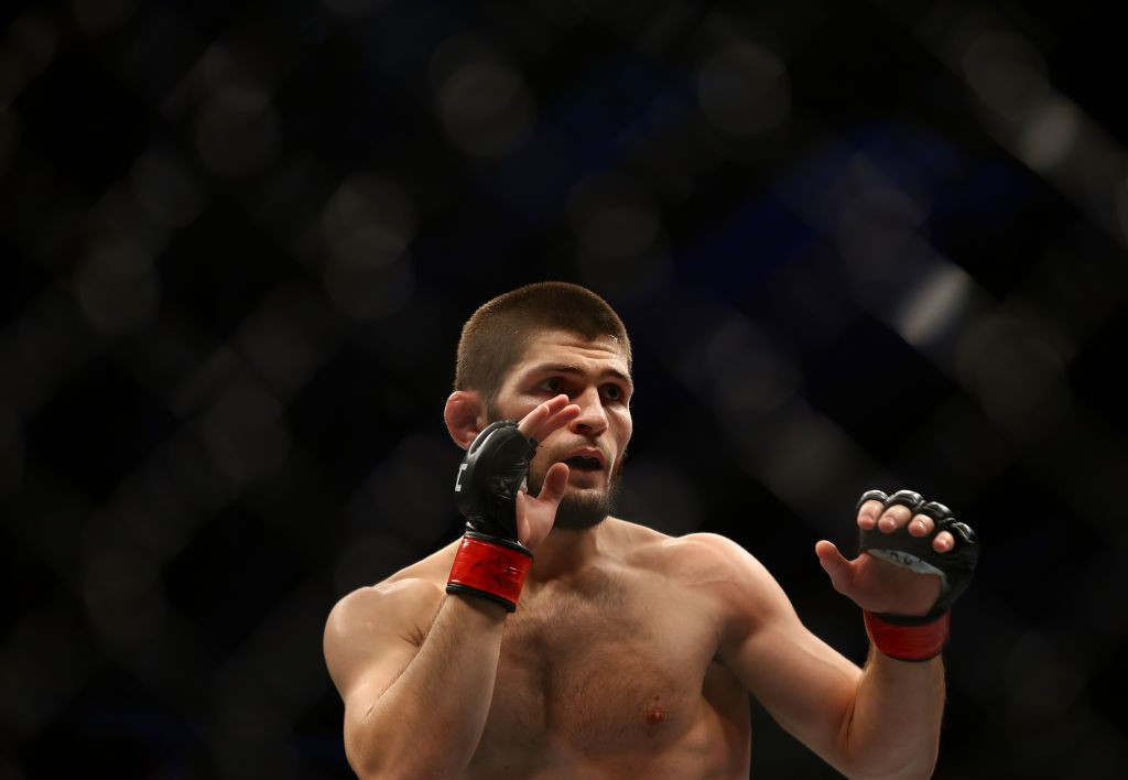 Khabib Nurmagomedov how much are ufc tickets