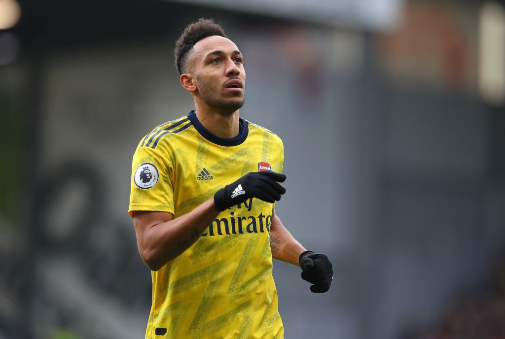 Pierre-Emerick Aubameyang (Getty Images)