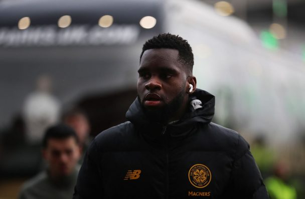 Odsonne Edouard moved to Celtic in 2017 initially on loan (Getty Images)