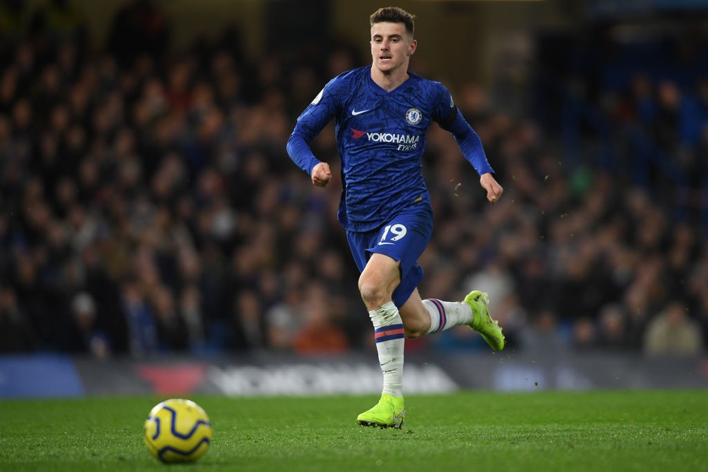 Mason Mount has established himself as a key member under Lampard (Getty Images)