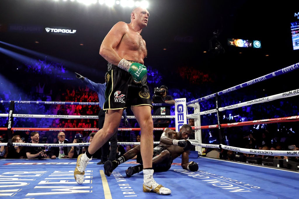 Tyson Fury vs Deontay Wilder was one of the biggest boxing events of 2019