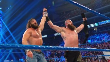 WWE SmackDown results, winners, grades and reaction 21 February: Goldberg's return has a big impact