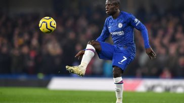N'Golo Kante is yet to return after picking up a hamstring injury against Watford (Getty Images)