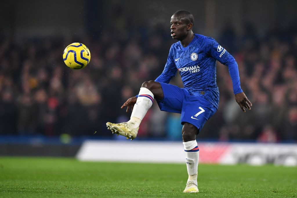 N'Golo Kante struggled with injuries earlier in the campaign (Getty Images)