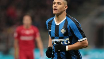 Alexis Sanchez has not impressed on his loan spell with Inter Milan (Getty Images)