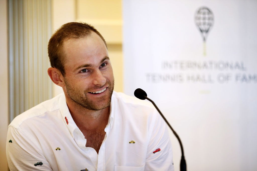 Andy Roddick is searching for a new job due to the coronavirus pandemic