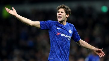 Marcos Alonso has been linked with a move to Inter Milan (Getty Images)