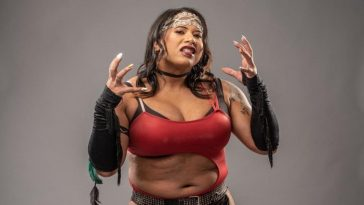 Nyla Rose Who is Nyla Rose? Learn more about the first openly transgender professional wrestler in a major promotion, history, surgery and more
