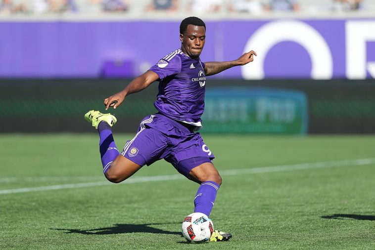 Cyle Larin during his time with Orlando City (Getty Images)