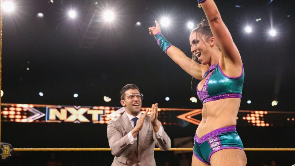 Robert Stone Chelsea Green Is NXT star Robert Stone a take on AEW president and CEO Tony Khan?