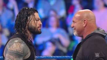 WWE SmackDown results, winners, grades and reaction 28 February 2020 Reigns Goldberg WrestleMania