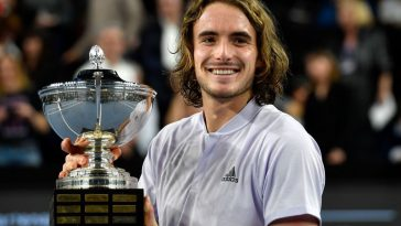 Stefanos Tsitsipas net worth ranking