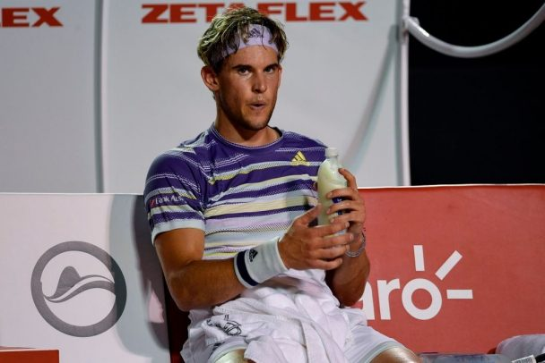 Austrian tennis star Dominic Thiem issued an apology on Thursday for taking part in the Adria Tour.