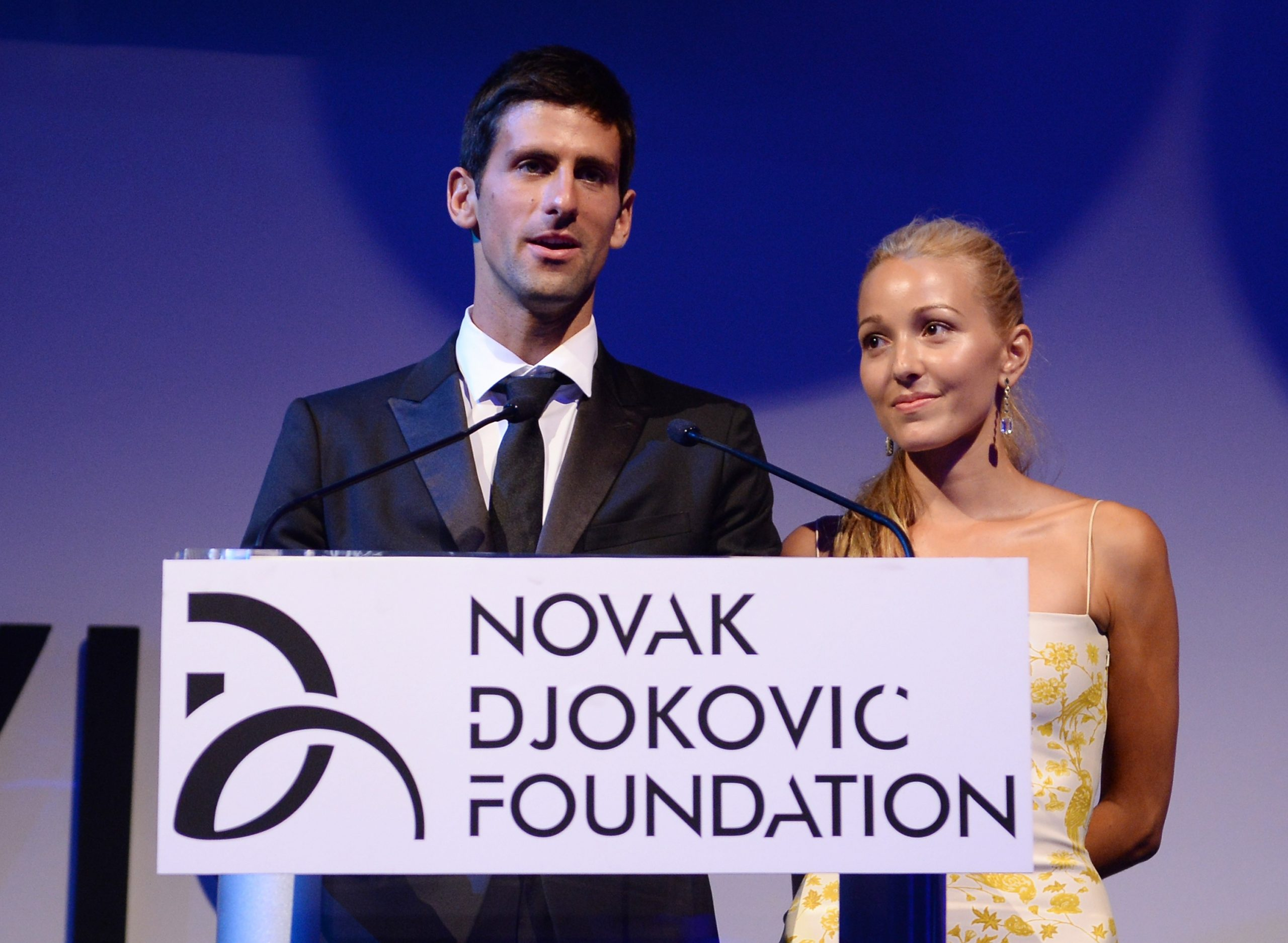 Learn More About The Wife Of Novak Djokovic And More About His Family