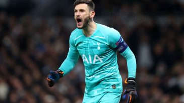 Hugo Lloris is the first-choice shot-stopper for Tottenham (Getty Images)