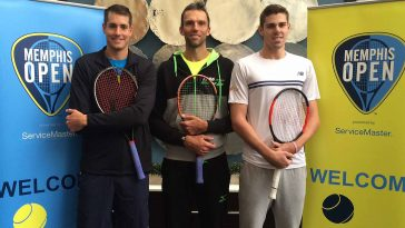 John Isnar and Ivo Karlovic feature on the list of tallest tennis players and those with the fastest serves too