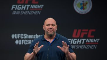 Dana White was asked about UFC 249 taking place in April earlier and claimed he has a venue and location in mind