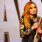 Becky Lynched had a lot to say ahead of WrestleMania 36