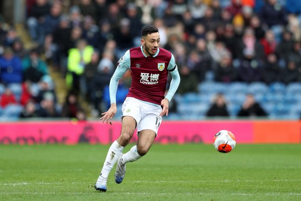 Dwight McNeil has been a regular starter for Burnley in the last two seasons (Getty Images)