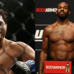 Jorge Masvidal took a bit of a shot at Jon Jones and his arrest