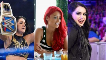 Bayley challenged Eva Marie after Paige announced a six-pack clash for WrestleMania 36