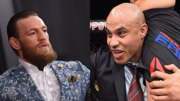 Conor McGregor and Ali Abdelaziz have fought wars using words in recent years