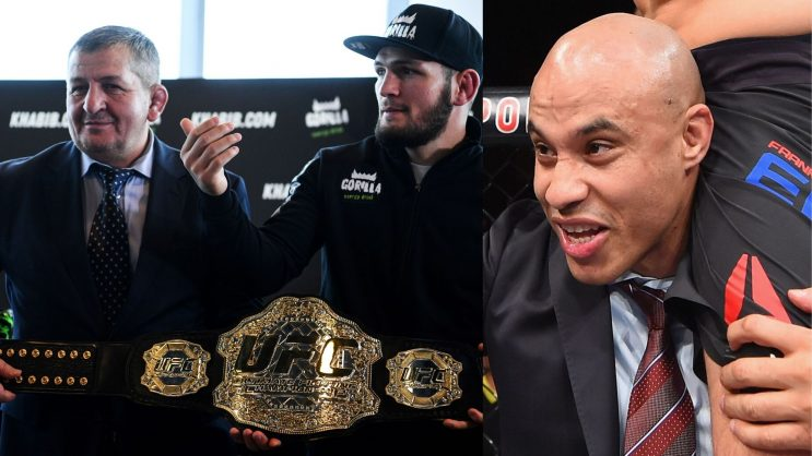 Ali Abdelaziz has a great relationship with Khabib and the UFC champ's father