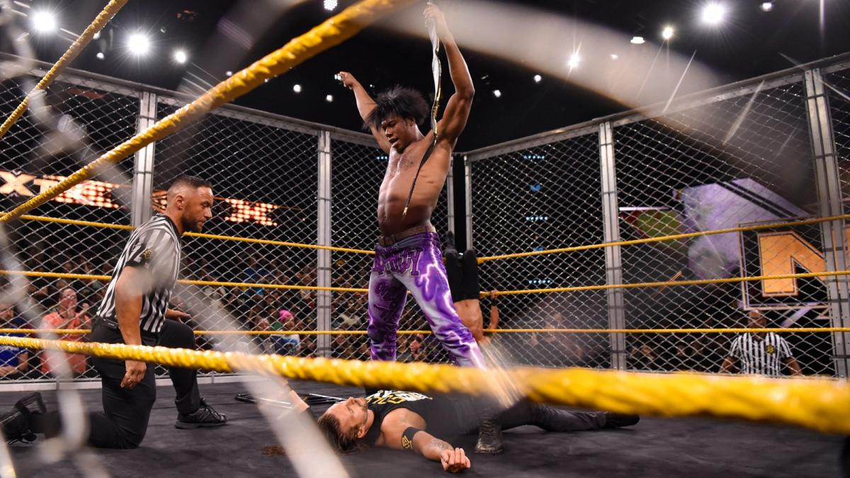 WWE NXT results, winners, grades, highlights and reaction Velveteen Dream Adam Cole