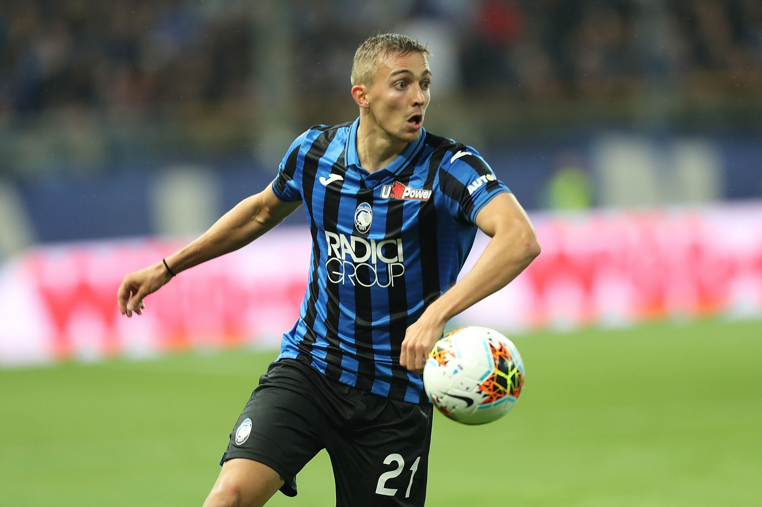 Timothy Castagne has been linked with a move to Tottenham (Getty Images)