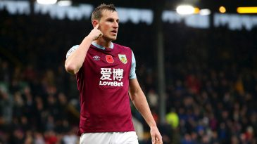 Chris Wood has been consitent for the Clarets in the last two years (Getty Images)
