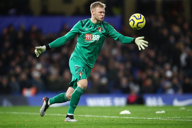 Aaron Ramsdale is England U21's first-choice goalkeeper (Getty Images)
