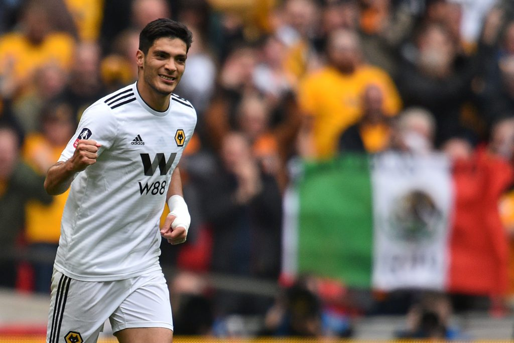 Raul Jimenez is Wolves' leading scorer this season (Getty Images)