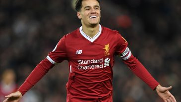 Philippe Coutinho during his time at Liverpool (Getty Images)