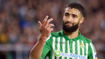 Nabil Fekir is one of the key players for Real Betis (Getty Images)