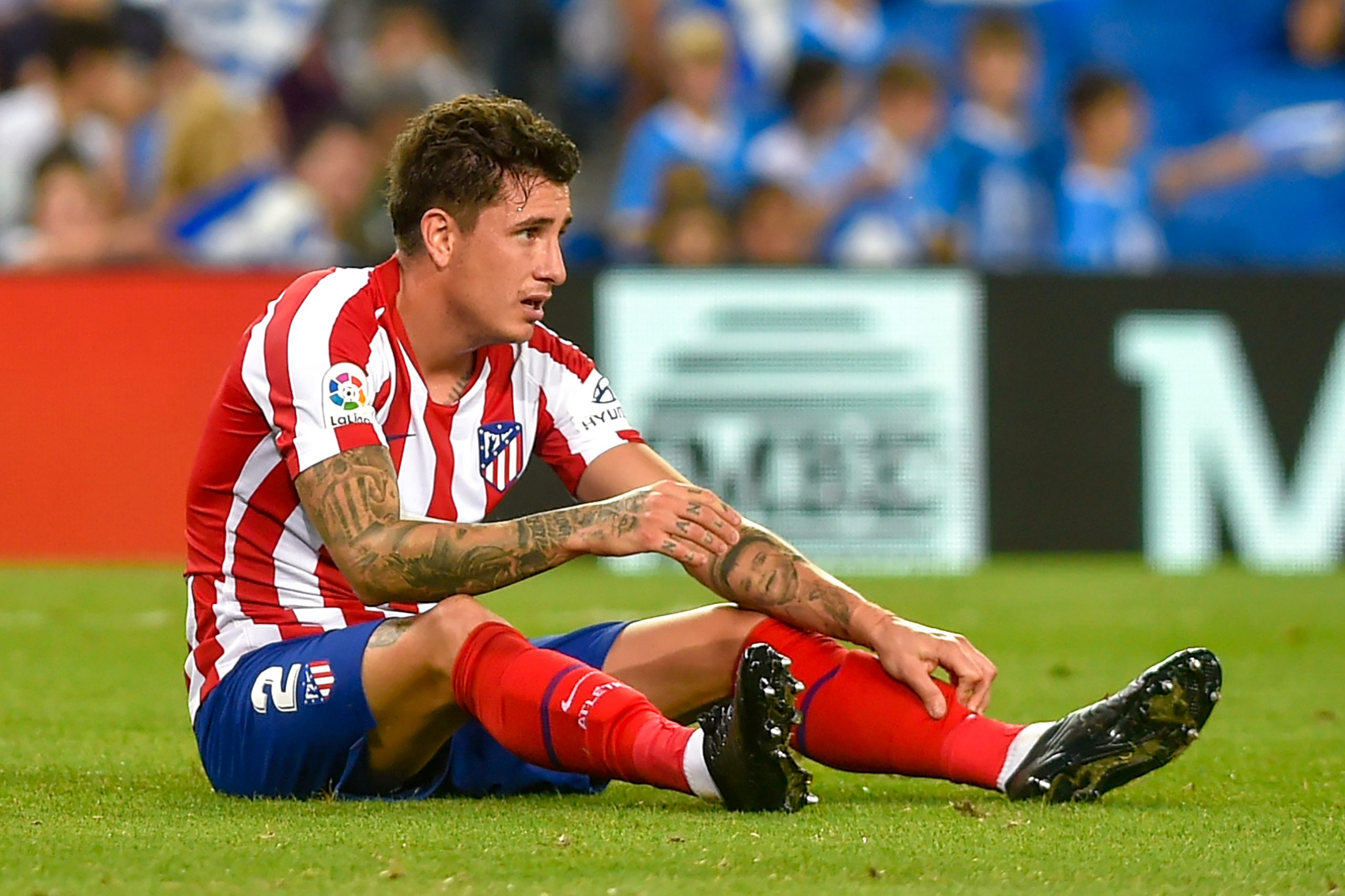 Jose Gimenez has struggled with injuries this season (Getty Images)