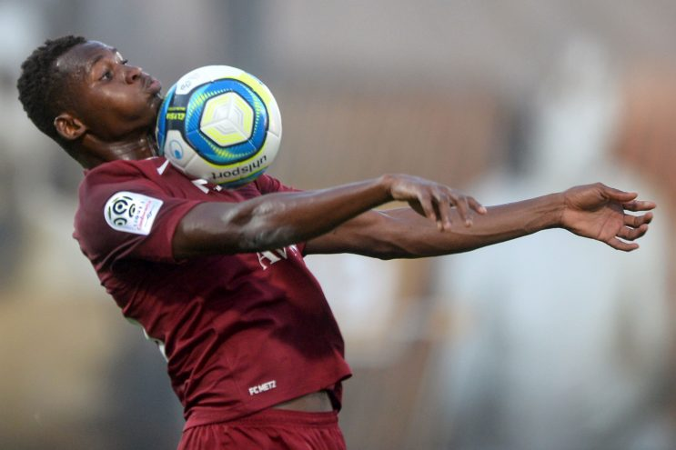 Habib Diallo was in sensational form for Metz last season (Getty Images)