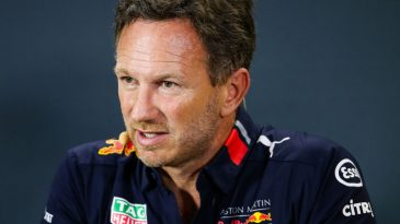 Christian Horner f1 Red bull team principal