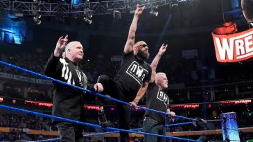 WWE SmackDown results, winners, grades, highlights and reaction 6 March 2020 NWO