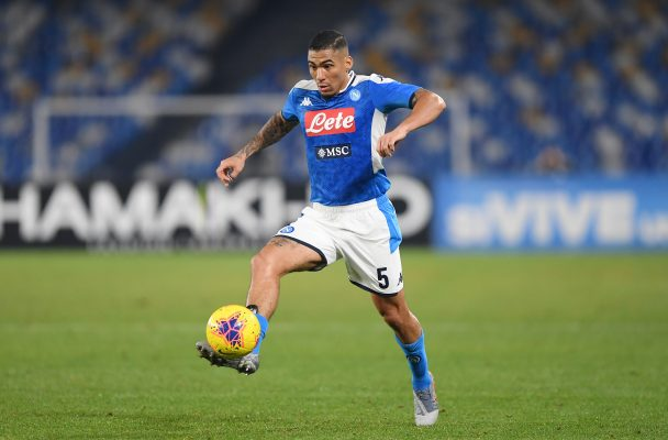 Allan is one of Napoli's key players (Getty Images)