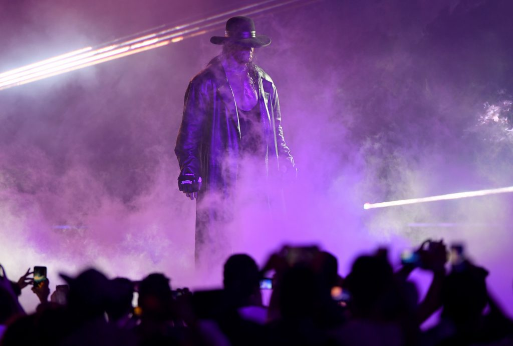 The Undertaker has one of the greatest streaks in WrestleMania history