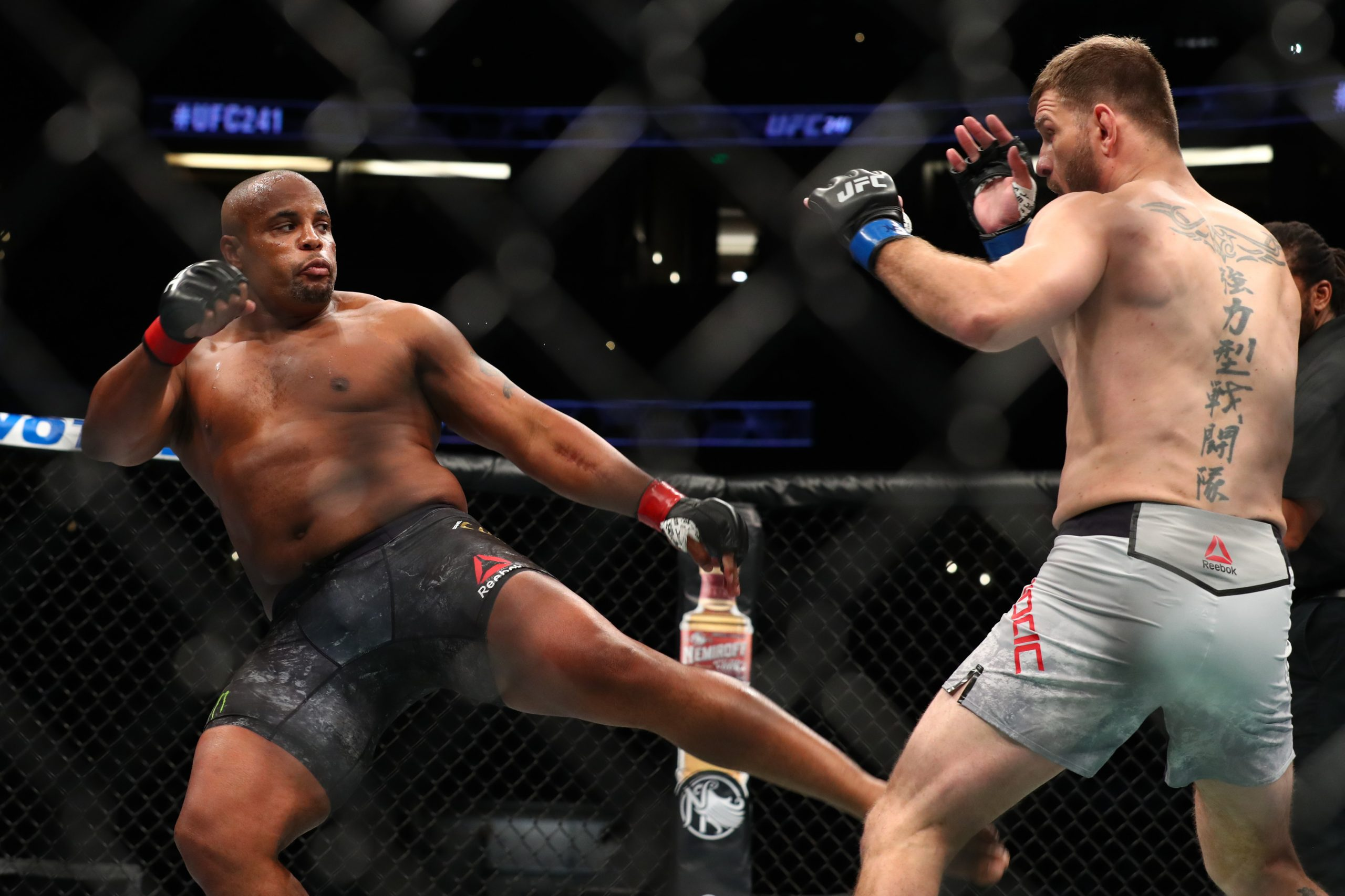 Daniel Cormier vs Stipe Miocic 3 could happen in the UFC