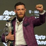 Conor McGregor has won titles in two different division