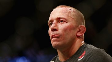 Georges St-Pierre is one of the greatest in UFC history
