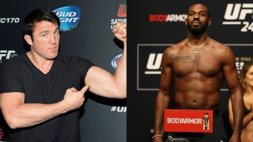 Chael Sonnen doesn't believe Jon Jones should be given a harsh punishment by the UFC after the gun and DWI arrest