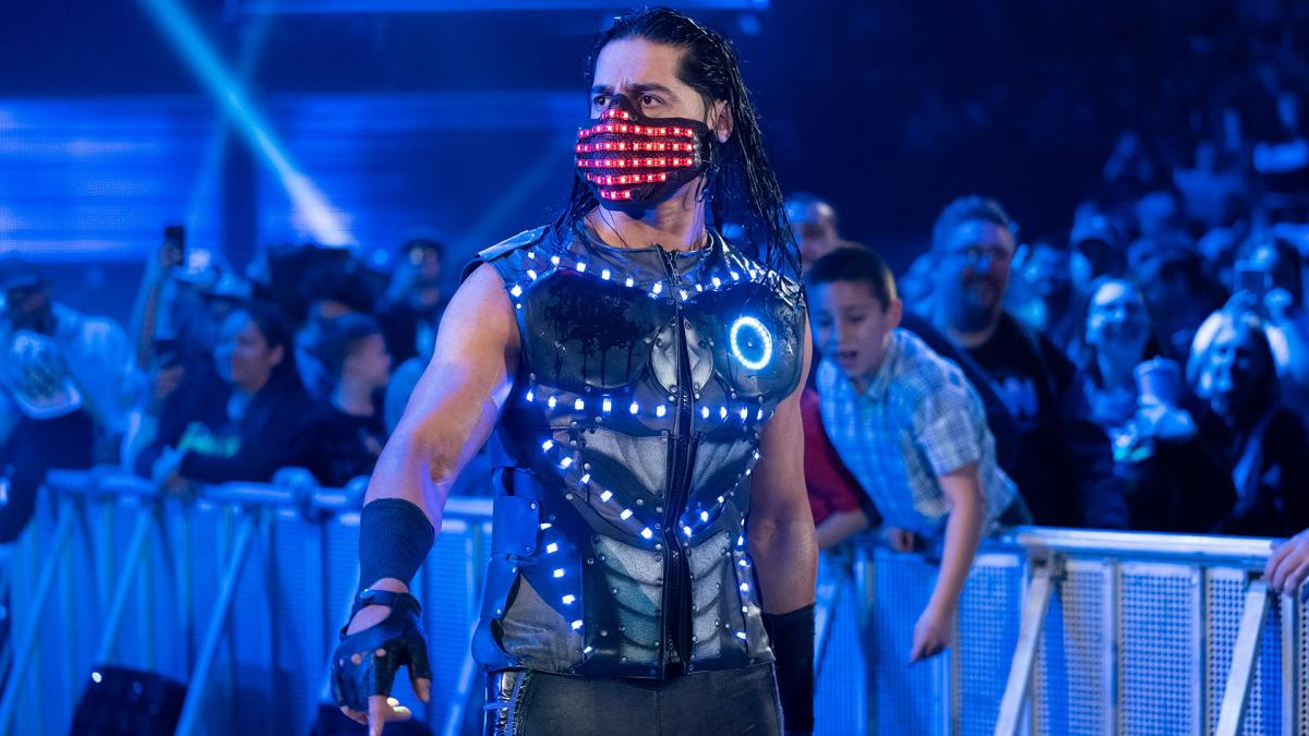 Mustafa Ali could be the one behind the truth will be heard messages on WWE