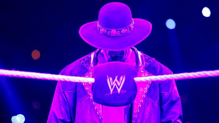 The Undertaker at WrestleMania 30