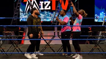 The Usos and The New Day face the Miz and Morrison at WrestleMania