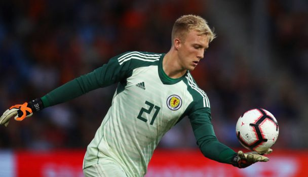 Robby McCrorie has been linked with a move to West Ham (Image credit: Google)