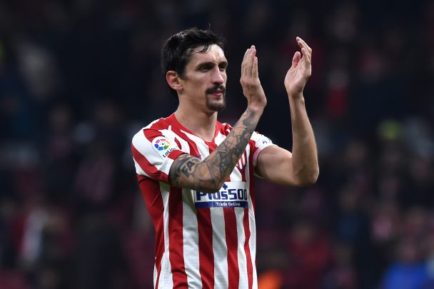 Stefan Savic has established himself as a key player in Atletico Madrid's defence (Getty Images)