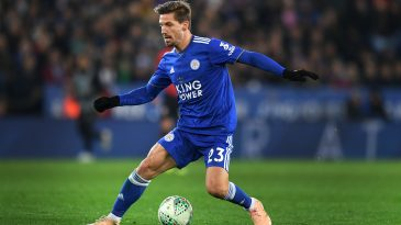 Adrien Silva in action against Southampton in the Carabao Cup (Getty Images)